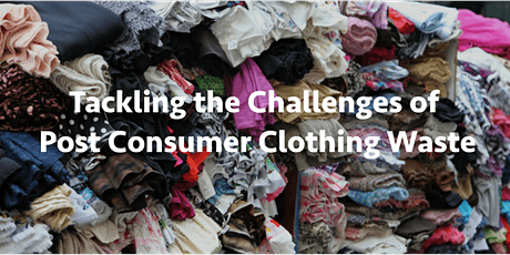 Discussion on Advancing Circular Fashion in LA - Circular Cities Week Tickets