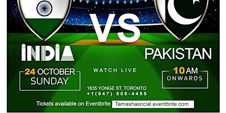 India vs Pakistan tickets