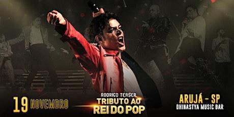 Tributo ao Rei do Pop com Rodrigo Teaser ingressos