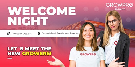 Welcome Night Toronto tickets