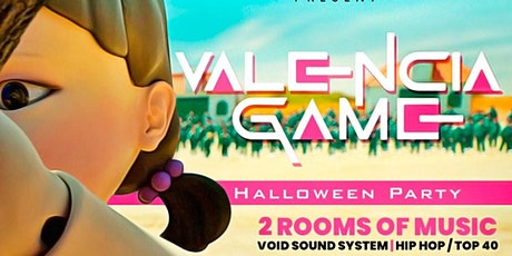 Valencia Game Halloween Party @ Valencia Room San Francisco tickets