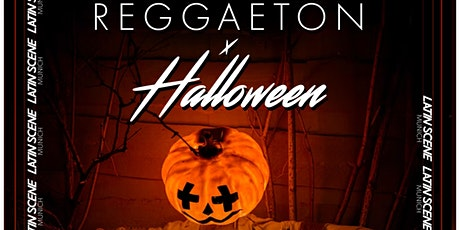 Reggaeton X Halloween | Backstage Tickets