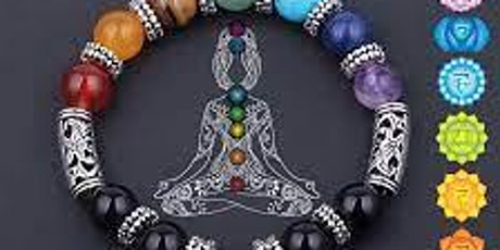 Energy Healing Bracelet Workshop By Siuking tickets