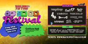 Back To The 80's, 90's, 00's Festival - Derbyshire