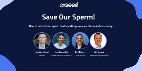 How to protect your sperm and improve your chances of conceiving tickets