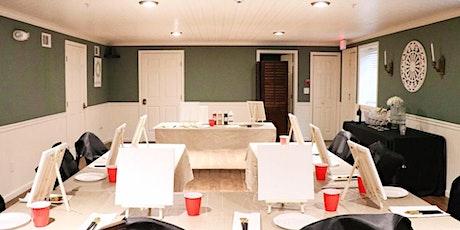 Paint & Sip at the Dahlonega Square Hotel & Villas tickets