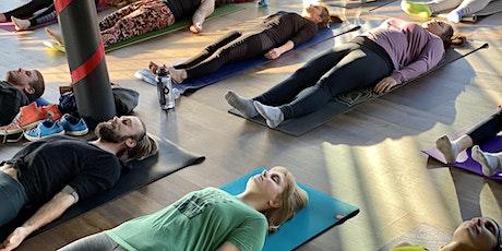 Good Vibes Yoga at Wanderlust Studio- [Bottoms Up! Yoga] tickets