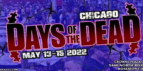 DAYS OF THE DEAD : Chicago Spring tickets