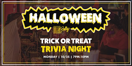 Trick or Treat Trivia Night (Halloween-themed) tickets