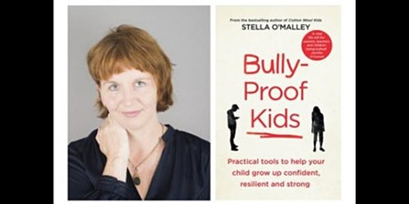 BullyProof Kids, with Stella O' Malley tickets