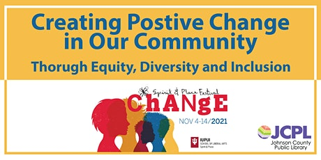 Creating Positive Change in the Community through EDI tickets
