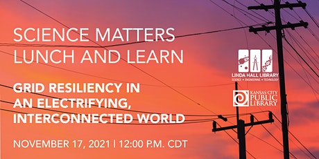 Grid Resiliency in an Electrifying, Interconnected World tickets