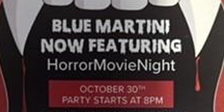 Horror Movie Night Halloween Party tickets