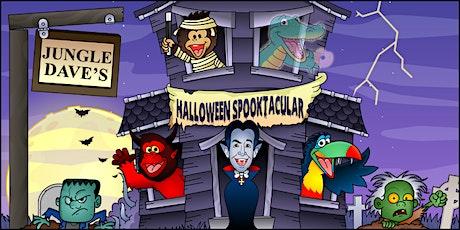 Jungle Dave's Halloween Spooktacular Virtual Magic Show tickets
