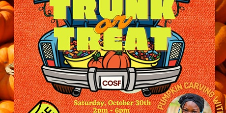 City of South Fulton Annual Trunk or Treat 2021 tickets