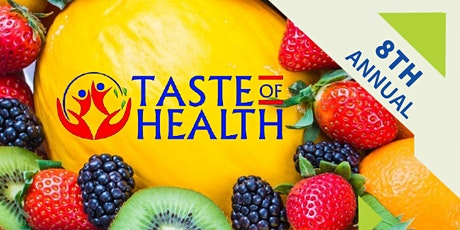 *Vendor Registration: Taste of Health Wellness Expo tickets