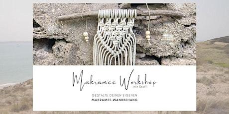 Makramee Workshop/Wandbehang Tickets