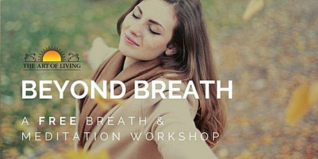 Beyond Breath - Free Online Session tickets