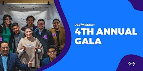 Dev/Mission - 4th Annual Gala tickets