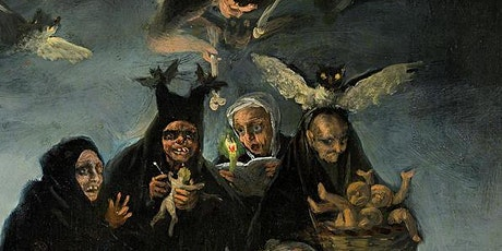 Witch Pictures: An Illustrated, Online Lecture by Pam Grossman tickets