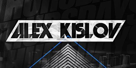 Alex Kislov @ The Gold Room Chicago tickets