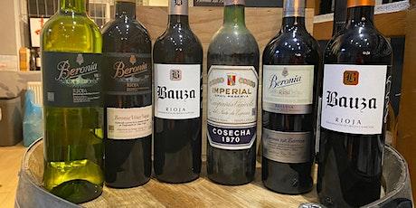 Discover Rioja's Wine Regions tickets