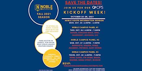 Noble GoCPS Kick Off Week tickets