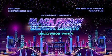 Seattle Yacht Party: Black Lights Bollywood Rave w/ DJ Prashant DJ Lakshay tickets