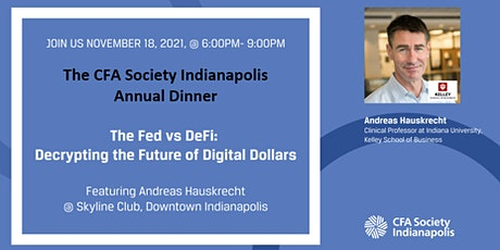 The Fed vs. DeFi: Decrypting The Future of Digital Dollars tickets