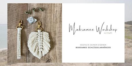 Makramee Workshop/Schlüsselanhänger Tickets