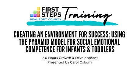 Creating an Environment for Success: Using the Pyramid Model for Social ... tickets