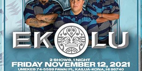 1ST SHOW: Ekolu at Umeke's (ALL AGES WELCOME) tickets