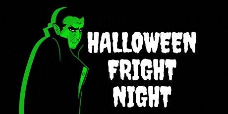 Halloween Fright Night -  Lock-In tickets