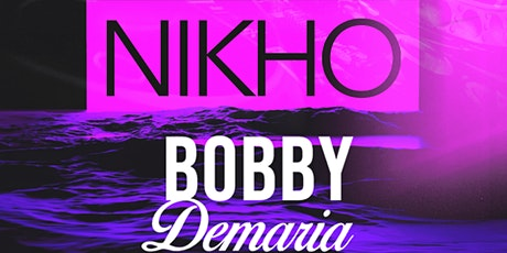 Nikho & Bobby DeMaria @ The Gold Room Chicago tickets