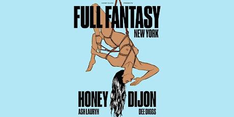 Honey Dijon presents Full Fantasy tickets