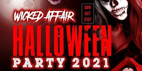 WICKED AFFAIR ROOFTOP HALLOWEEN PARTY 2021 tickets