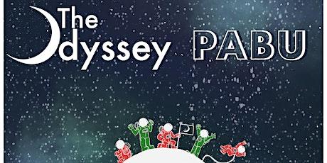 The Odyssey with PABU tickets