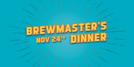 CRAFT Brewmaster's Dinner with Backcountry Brewing tickets