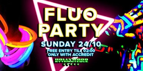 FLUO PARTY @Hollywood Milano biglietti