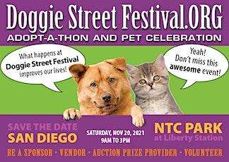 12th Annual Doggie Street Festival tickets