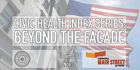 Civic Health Index Series: 'Beyond the Facade' tickets