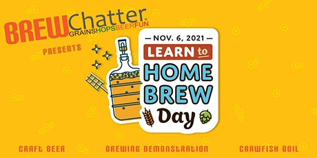 Learn To Homebrew Day at BrewChatter tickets