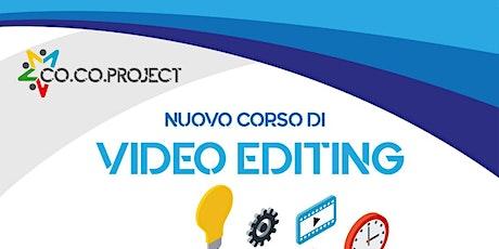 Open Day Corso di Video Editing biglietti