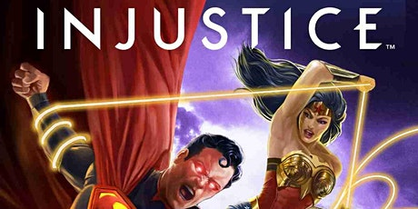Movie Night at BeMoreGreen: Injustice (Rated R) tickets