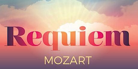 San Jose Symphonic Choir presents the W.A. Mozart: Requiem tickets