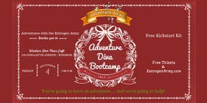 *POSTPONED UNTIL THE NEW YEAR* Adventure Diva Bootcamp