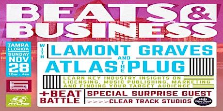 Beats & Business - Tampa, FL tickets