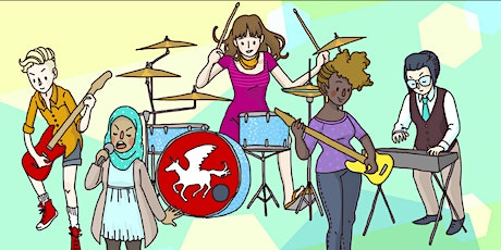 Virtual Songwriting Workshop with Girls Rock! DC tickets