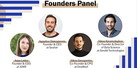 Greektech Talks #09  Founder Panel tickets
