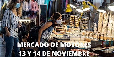 Mercado de Motores  edición 13 y 14 de noviembre entradas